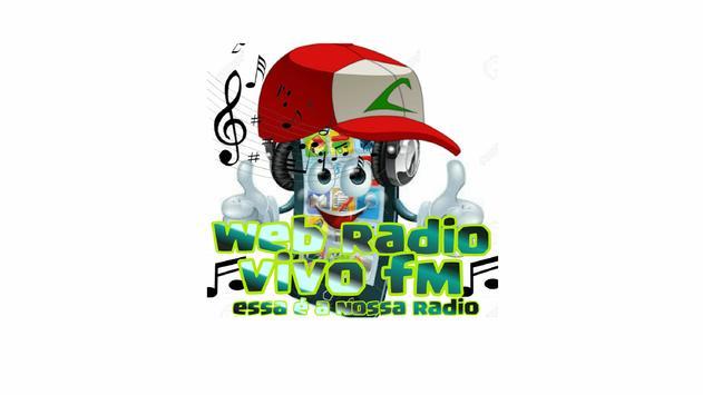 WEB RADIO VIVO FM screenshot 1