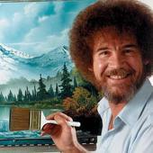 Paint like Bob Ross icon