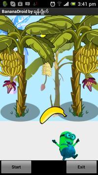 BananaDroid by ခ်န္းဒိြဳက္ screenshot 1