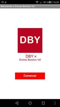 Drones Baratos Ya! poster