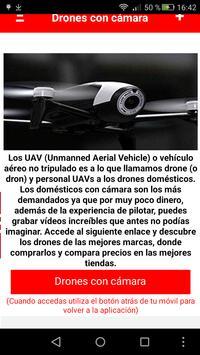 Drones Baratos Ya! screenshot 3