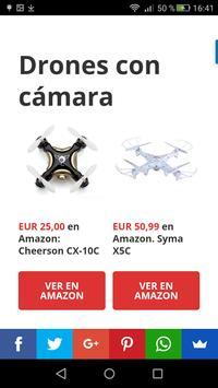 Drones Baratos Ya! screenshot 4