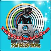 fm9575phuket ไข่มุกเรดิโอ icon