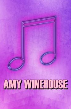 AMY WINEHOUSE Songs poster