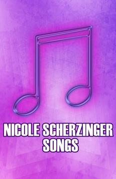 All Songs NICOLE SCHERZINGER poster
