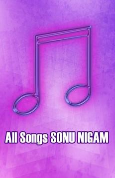 All Songs SONU NIGAM poster