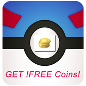 Free Pokemon Go coins NO hack! icon