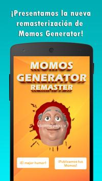 Momos Generator poster