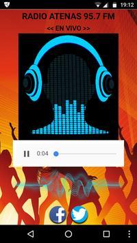 Radio Atenas 95.7 poster