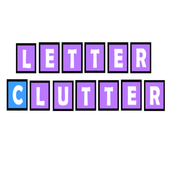 Letter Clutter icon