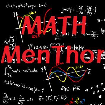 MathMenthor (수포자헷갈릴 때 보는 Tips) poster