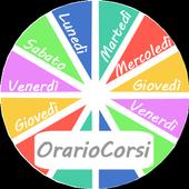 OrarioCorsi icon