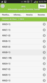 PFG IGS Bolívar screenshot 1