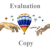 Tourist Navigator evaluation icon