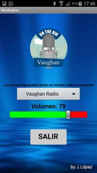 Mis Radios screenshot 4