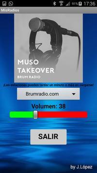 Mis Radios screenshot 14