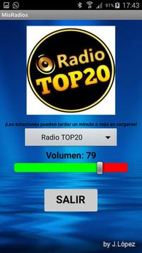 Mis Radios screenshot 22