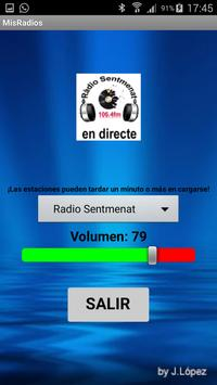 Mis Radios screenshot 2