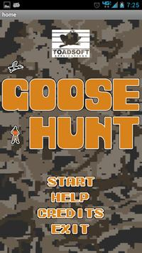 Goose Hunt poster
