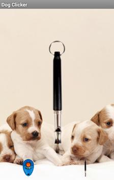 Clicker y silbato para perros apk screenshot