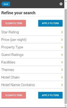 Hotel Booking Tonight screenshot 4