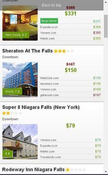 Hotel Booking Tonight screenshot 2