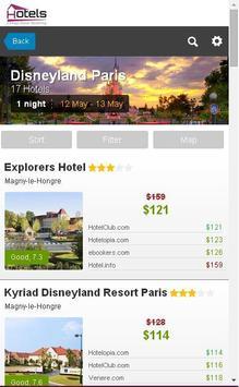 Hotel Booking Tonight screenshot 3
