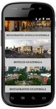 HOTEL RESTAURANT GUATE ANTIGUA apk screenshot