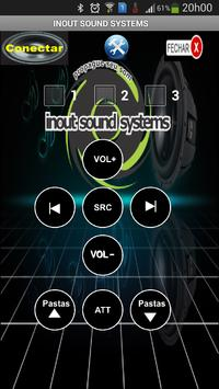 INOUT SOUND SYSTEMS poster