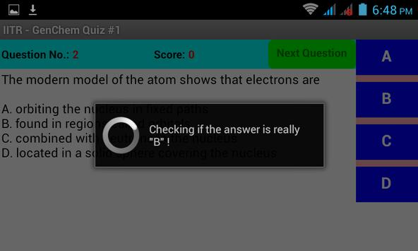 IITR Chemist Review Companion apk screenshot