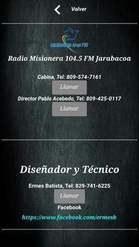 Radio Misionera apk screenshot