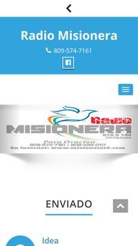 Radio Misionera screenshot 2