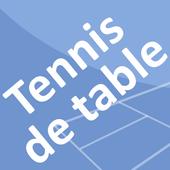 Tennis de table EPS icon