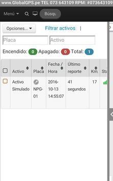 GlobalGPS screenshot 1