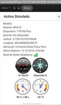 GlobalGPS screenshot 2