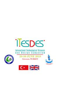 ITESDES 2018 poster