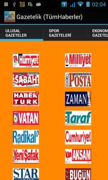 Gazetelik (Tüm Haberler) poster