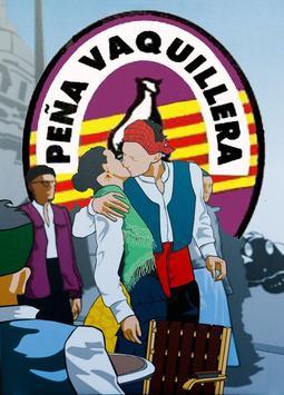 Vaquillera Pilar 2014 poster