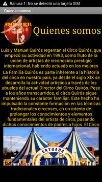 Circo Quiros screenshot 2