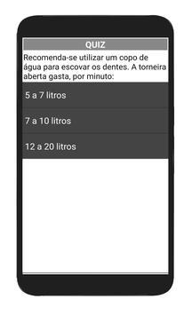 Cada Gota Conta screenshot 4
