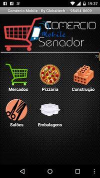 Comércio Mobile Senador apk screenshot