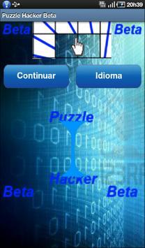 Puzzle Hacker Beta poster