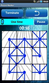 Puzzle Hacker Beta apk screenshot