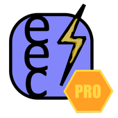 Electrical engineering calculator icon