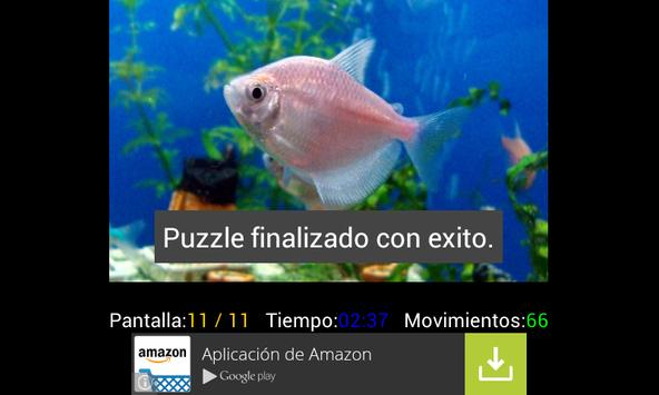 puzzle acuarios screenshot 3
