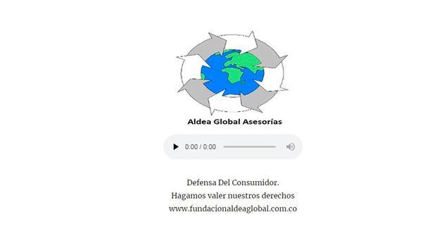 Aldea Global poster