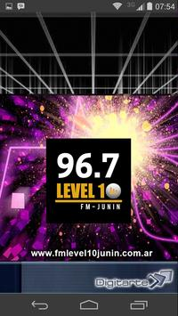 FM LEVEL 10 JUNIN apk screenshot