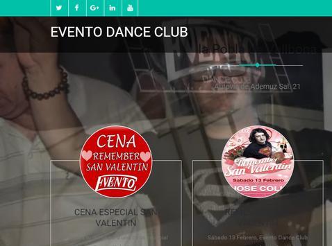 EVENTO DANCE CLUB apk screenshot