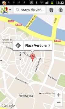 Prazas de Pontevedra apk screenshot
