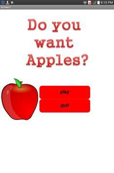 Want apples? apk screenshot